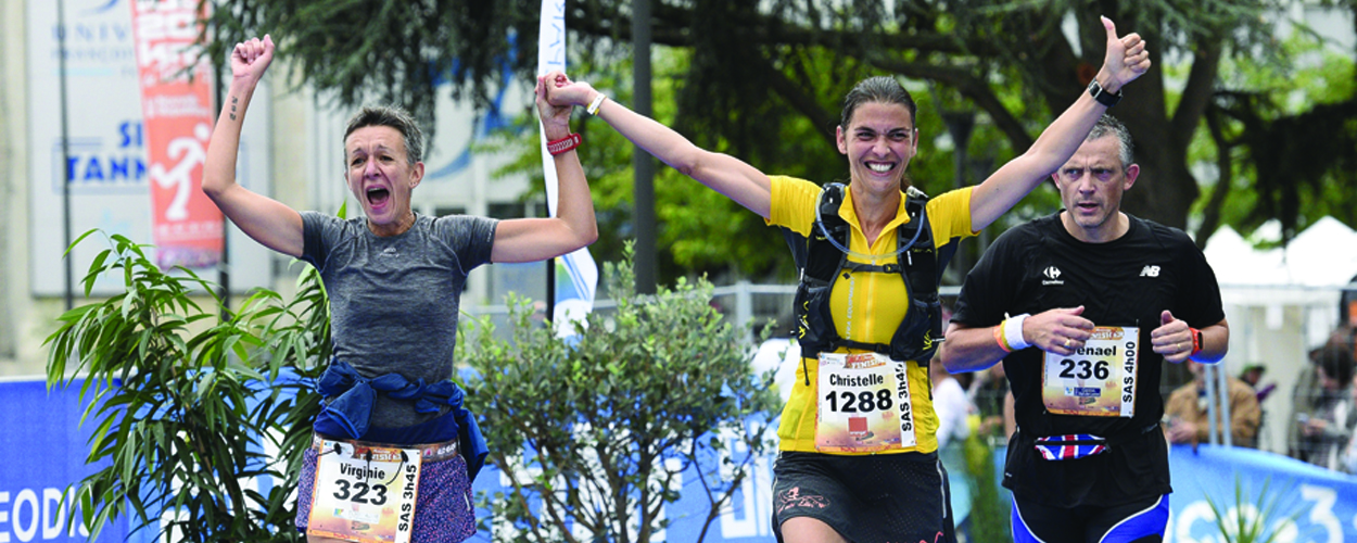 marathon duo tours loire valley