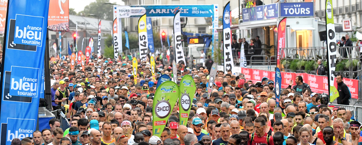 Marathon Tours solo duo septembre 2019