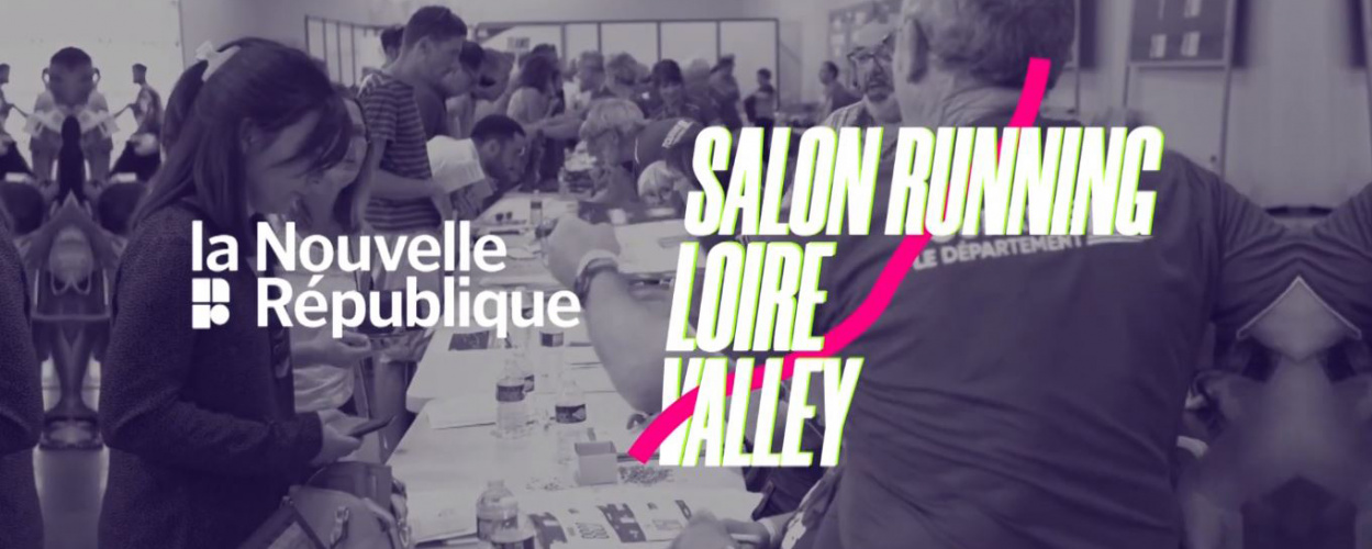 Salon running Loire Valley