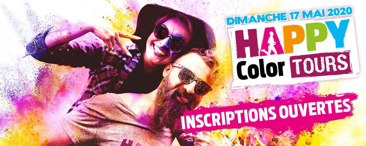 Happy Color Inscriptions ouvertes