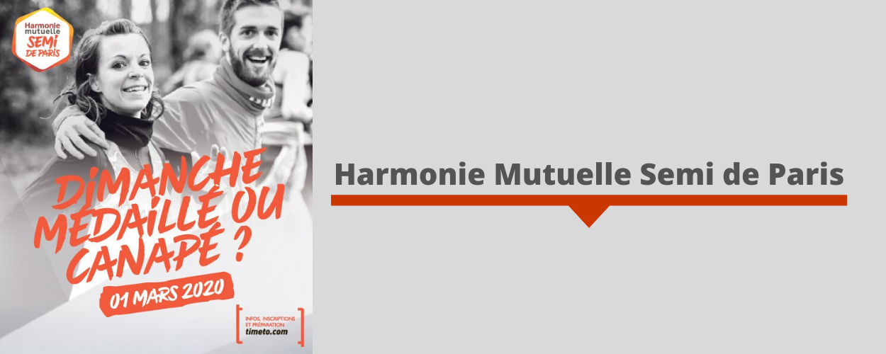Harmonie Mutuelle Semi de Paris