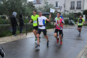 10K tours Running Loire Valley